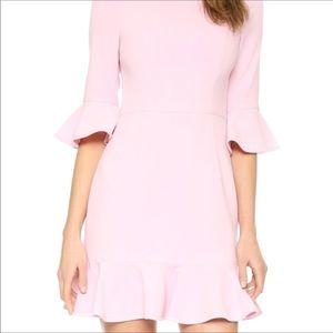 BLACK HALO    pink Brooklyn dress size 4